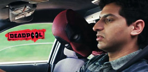 Karan Soni stars in Deadpool Indian Love Triangle