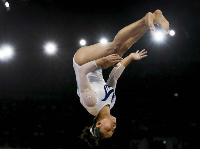 First Indian Woman Gymnast qualifies for Olympics