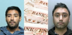 £35m Asian Drug gang Duo claim to be 'innocent'