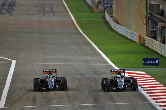 Force India Bahrain GP 2016 additional image 2