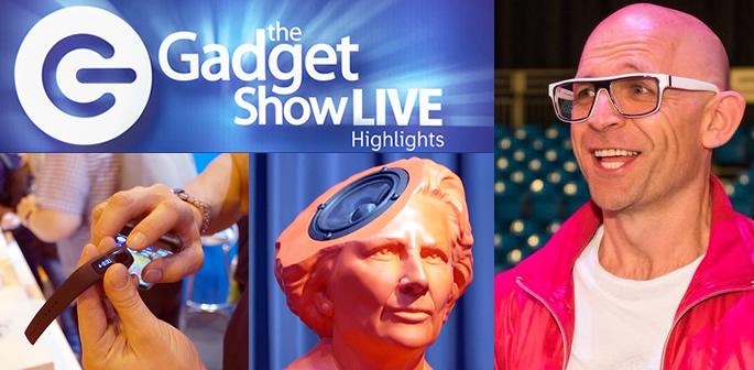 Gadget Show Live 2016 Highlights
