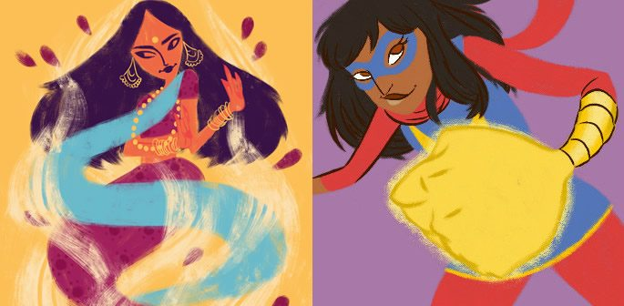 Georgina Jones talks Gender Representation in Comic Books