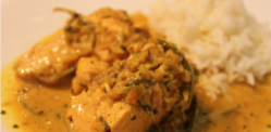 A Coastal Goan Fish Curry recipe