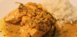 A Coastal Goan Fish Curry recipe