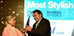 Dharmendra crowned Most Stylish Lifetime Style icon