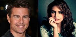Huma Qureshi katika The Mummy na Tom Cruise?