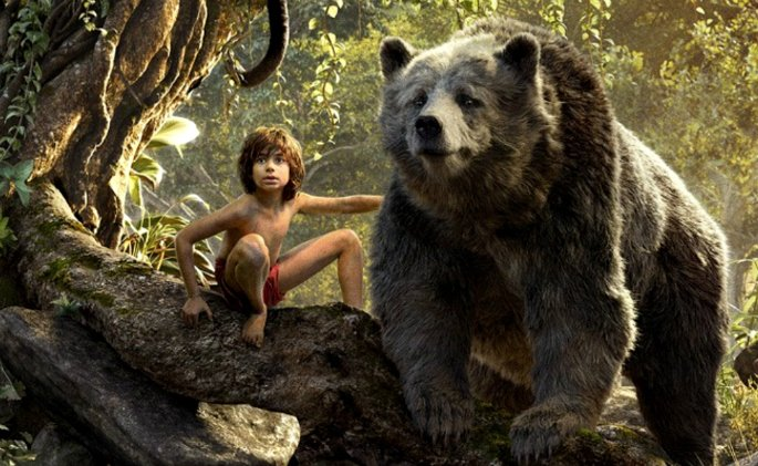 The Jungle Book brings Mowgli's Epic Journey to Life