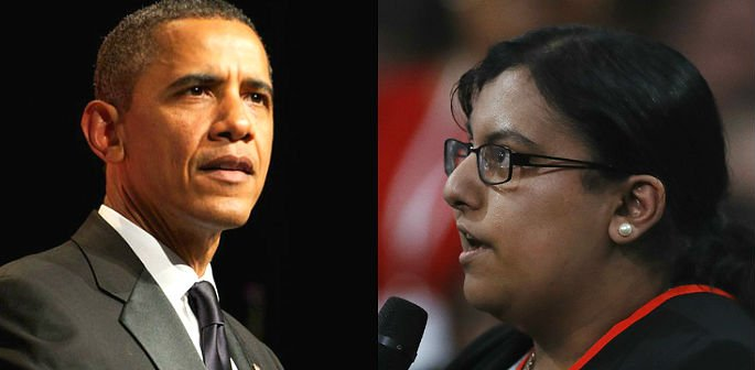 British Asian student comes out as 'non-binary' to Obama