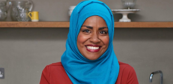 Nadiya Hussain - New television show - feature