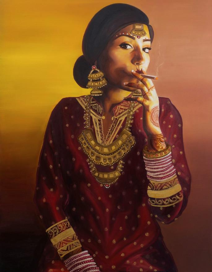 Nimisha Bhanot Talks Feminism and Challenges in Art 2
