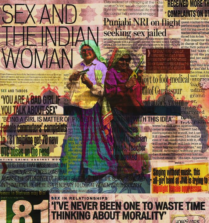 Nimisha Bhanot Talks Feminism and Challenges in Art 4