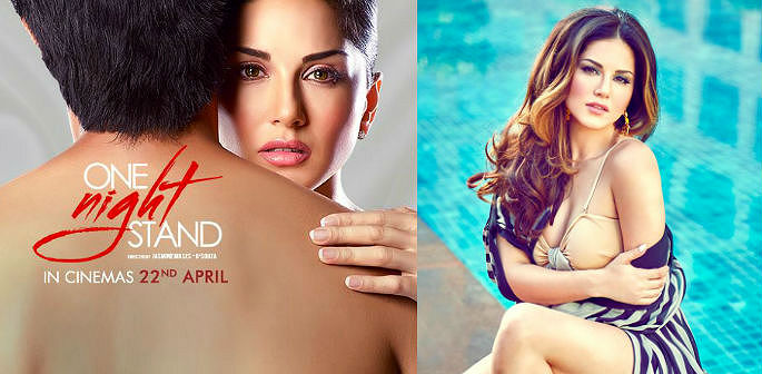Sunny Leone teases in One Night Stand