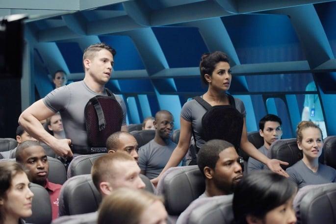 Priyanka Chopra finds first clue in Quantico
