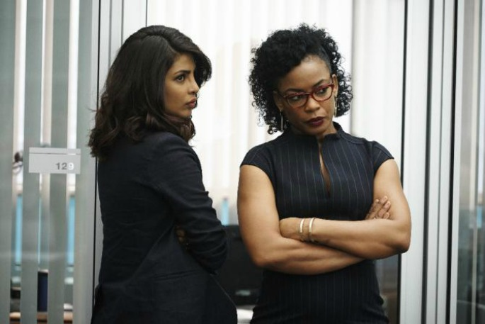 Priyanka Chopra exposes lies and bombs in Quantico