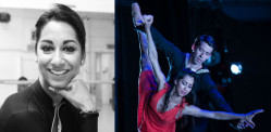Sarah Kundi ~ An Enchanting British Asian Ballet Dancer