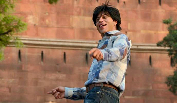 Shahrukh Khan is a FAN of Gaurav in London