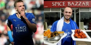 Free Curries for fans if Leicester wins Premier League