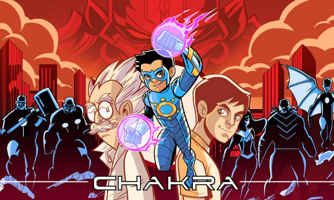Stan Lee's Chakra The Invincible additional image