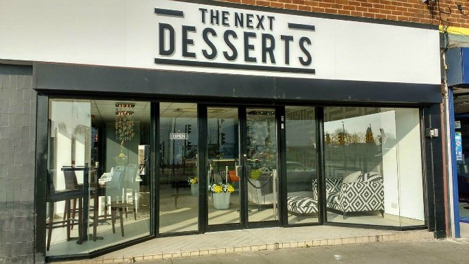 The Next Desserts ~ Welcome to the Sweet Life