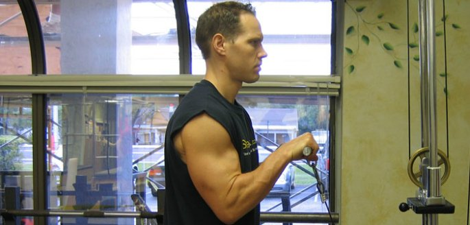 Top 5 Exercises for Biceps additoinal image 4 - Single Arm Reverse Curls