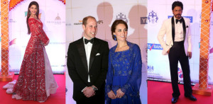 William and Kate get Bollywood Reception