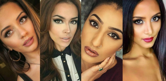 top british asian beauty vloggers desiblitz