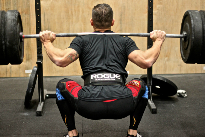 how to have an effective leg workout - back squat