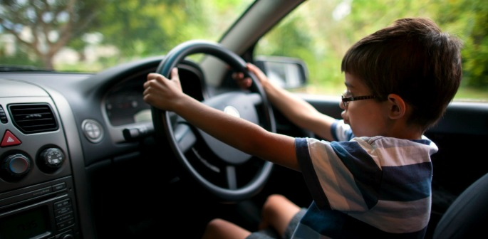 Young Driver introduces new car for kids