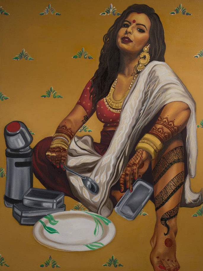 Nimisha Bhanot Talks Feminism and Challenges in Art 1