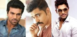 10 Sexy Actors from South Indian Cinema