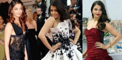 15 Years of Aishwarya Rai Bachchan at Cannes