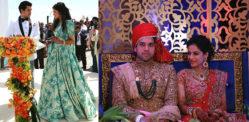 ہندوستان میں ارب پتی کے بیٹے کی ترکی میں £ 8 ملین کی شادی ہے