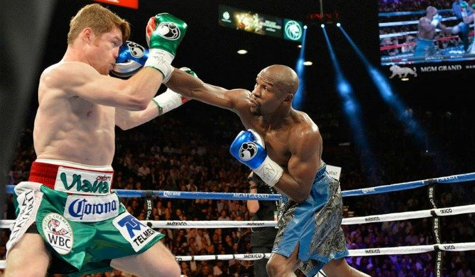 Additional Image Floyd Mayweather vs Alvarez