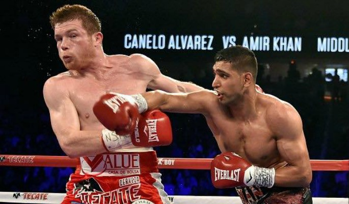 Khan vs Canelo Additional Image