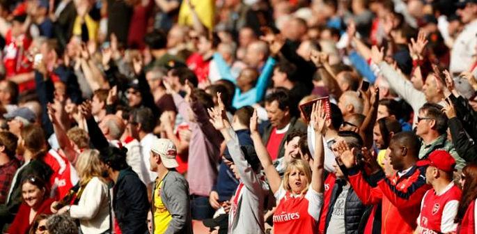 Arsenal Fan Offensive Tweet Highlights Football Racism