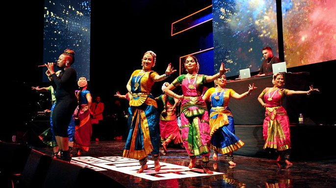 BBC Asian Network Live 2016 is a Big Success