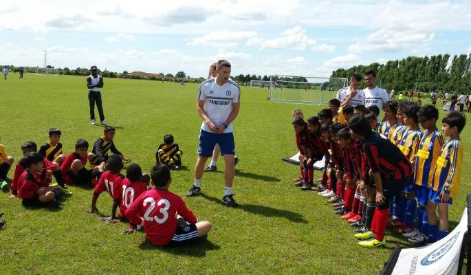 Asian Tournaments Chelsea FC