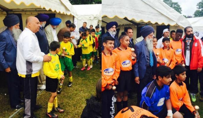 Asian Tournaments Children's Winners