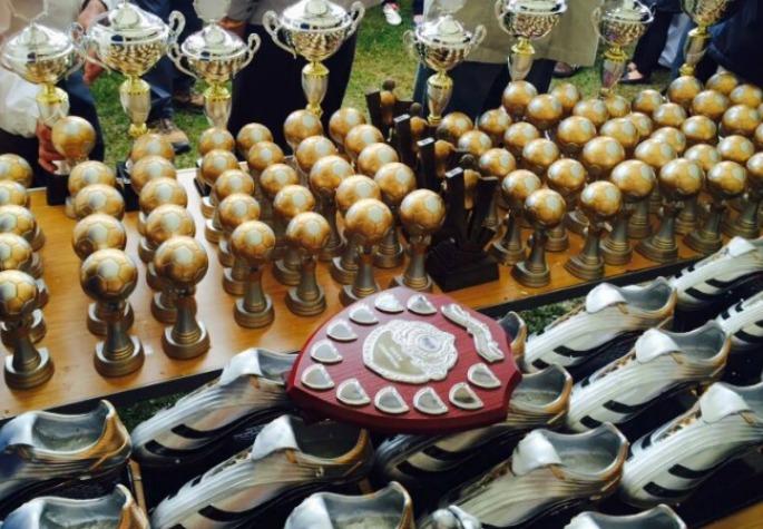 Asian Tournaments Trophies