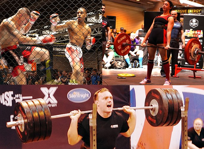 BodyPower Competitions