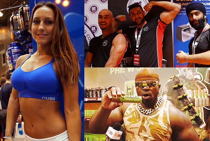 BodyPower Exhibitors