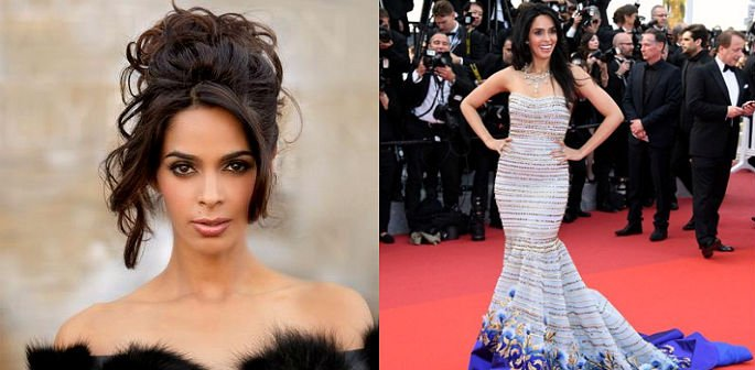 Mallika Sherawat sparkles at Cannes 2016