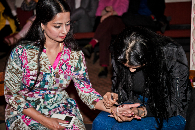 Desi Grooves at IDFB 2016 is a Great Success