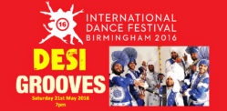 Win Tickets for Desi Grooves Party at IDFB 2016
