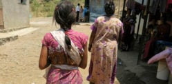 Indian Girl gets whipped after being raped by Father