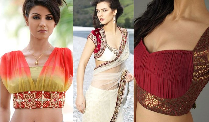 Gorgeous-Sari-Blouses-Love-7