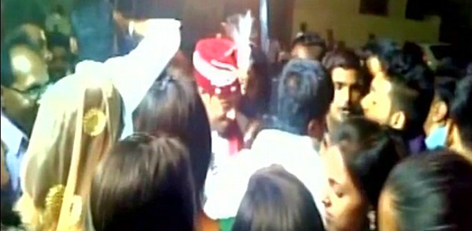 Groom gets Shot in Head in New Delhi Wedding