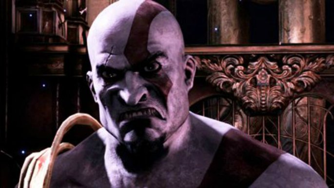 Hypermasculinity in Video Games Kratos