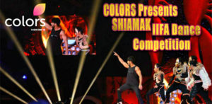 COLORS UK presents SHIAMAK IIFA Dance competition