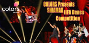 COLORS UK presents SHIAMAK IIFA Dance competition